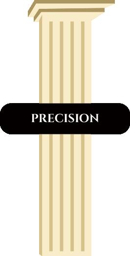 percision